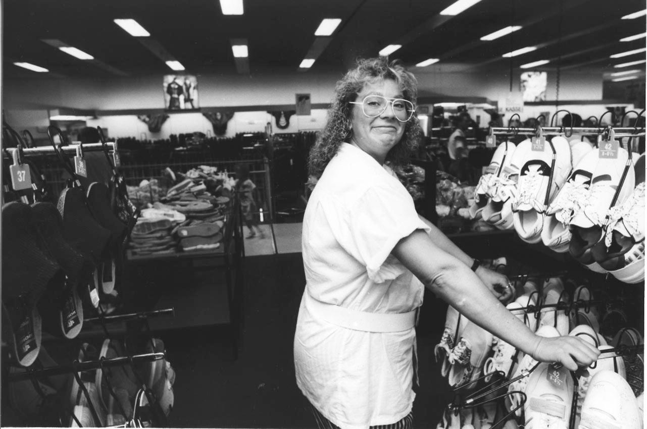 Frauenarbeitsplätze
