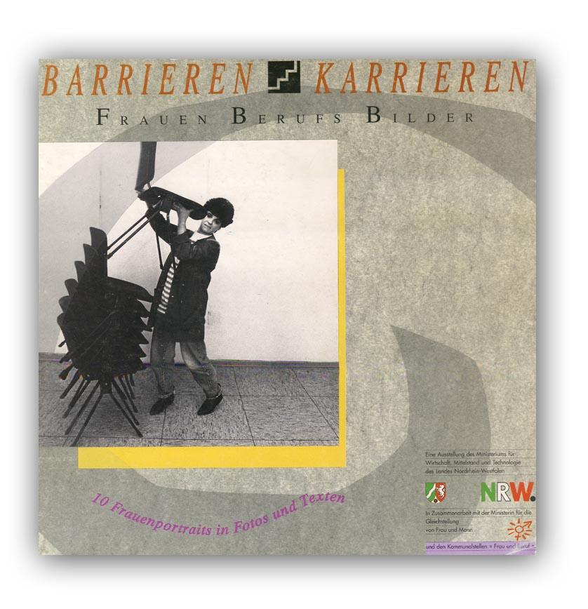 1991 Barrieren – Karrieren